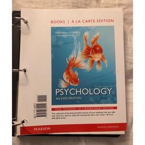 Psychology College Textbook
